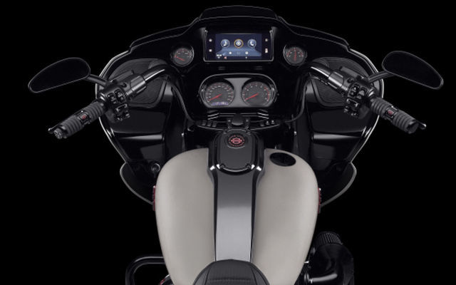 Motorcycle-Integrated Information Systems
