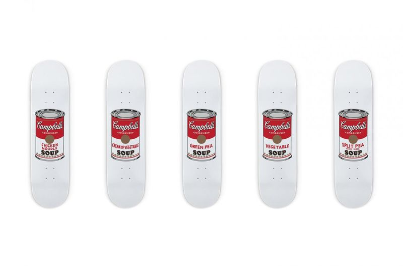 Canned Soup Skateboards