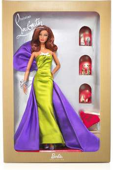 Designer Clothed Barbies