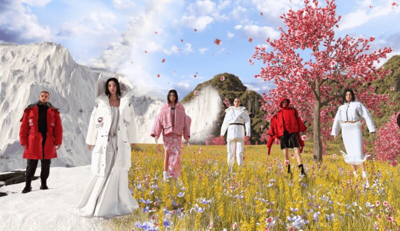 Ethereal Spring Jackets