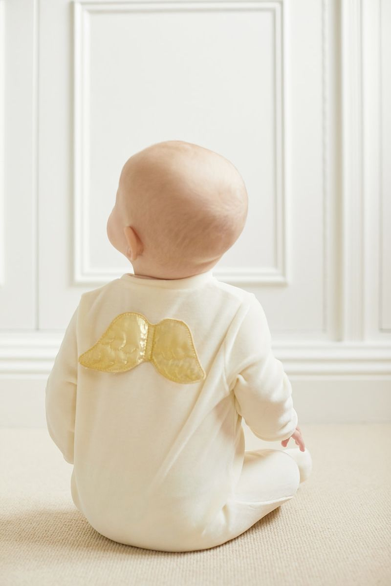 Luxe Angelic Baby Wear Angel Wings Collection