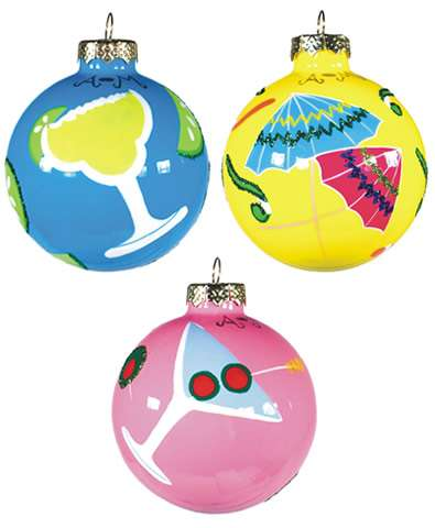 Outrageously Fun Ornaments