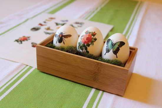 Modern Easter Egg Crafts