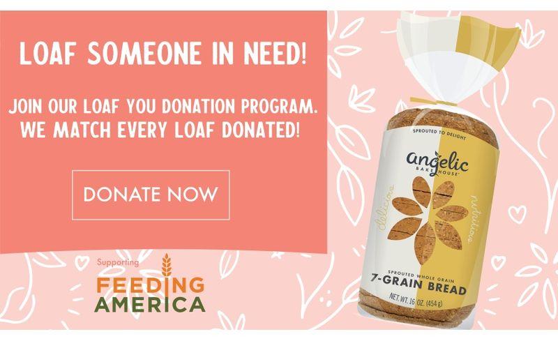 Community Bread Donation Campaigns