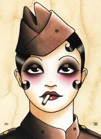 Heroine Pin-Up Artistry