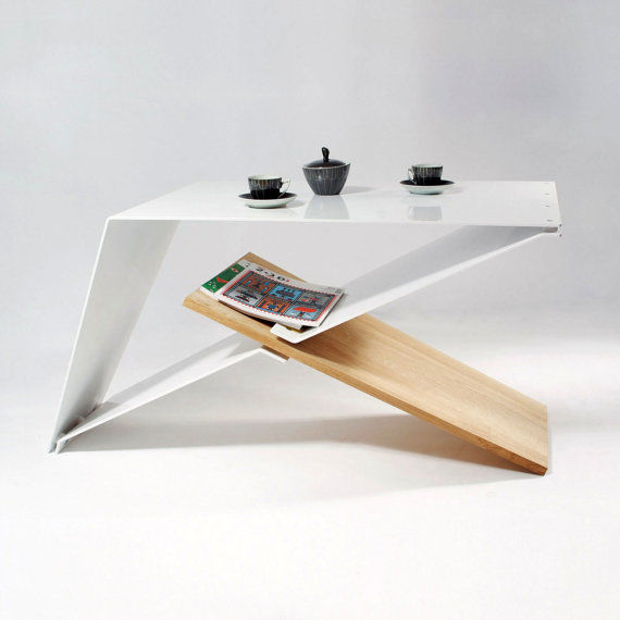 Geometric Dual-Purpose Furnishings