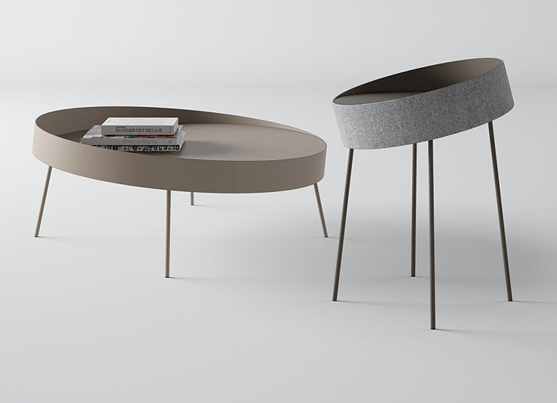 Tipping Contemporary Tables