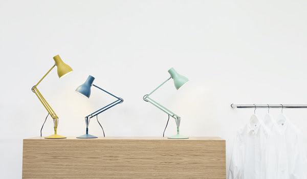 Pastel Task Lamps