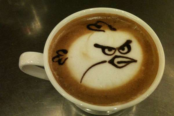 Caffeinated Furious Fowls
