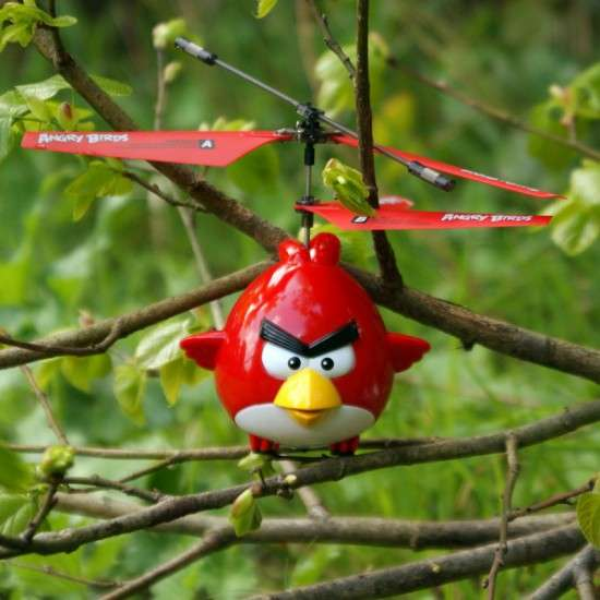 Avian Chopper Toys