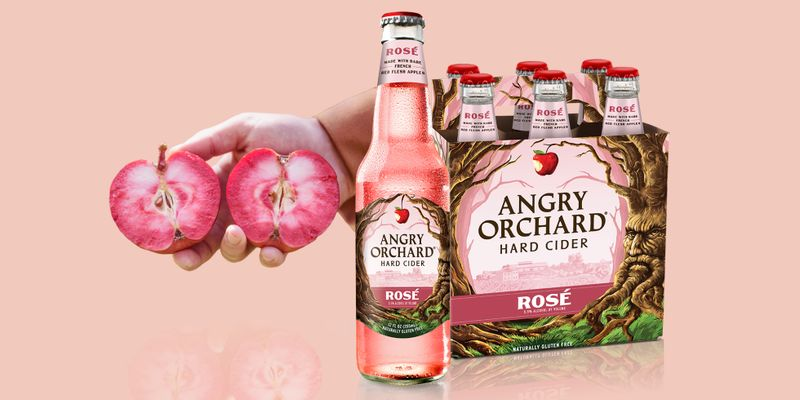 Rosy Pink Ciders