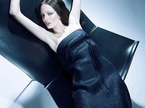 Reclined Fashiontography