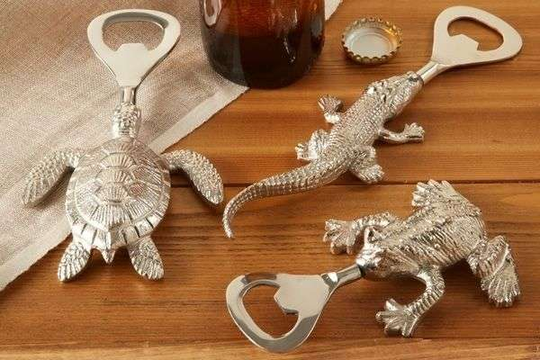 Silver Animalistic Openers