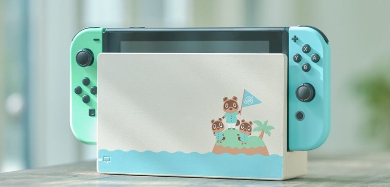 Game-Themed Mobile Consoles