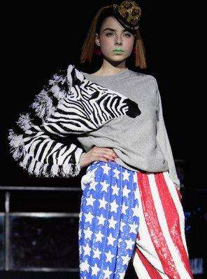 Animal Head Fashion Designers Show Animalistic Styles For Fall 2009