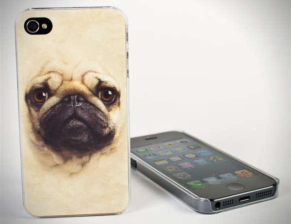Animal Portrait Phone Covers