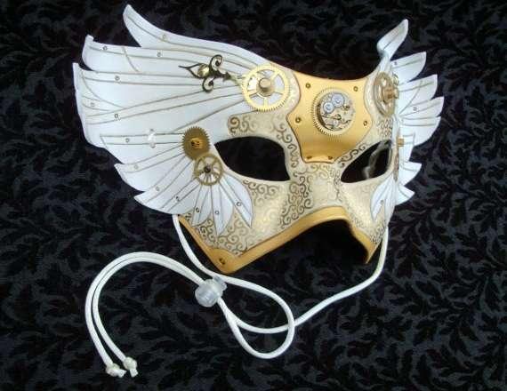 fantasy creature disguises animal masks