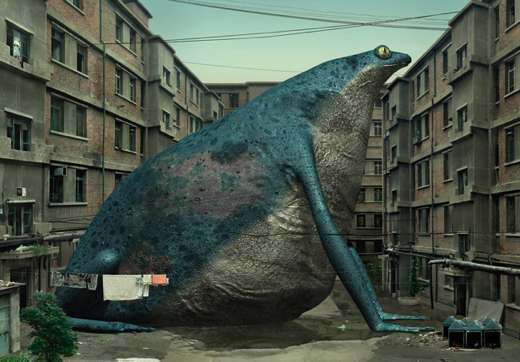 Colossal Urban Creatures