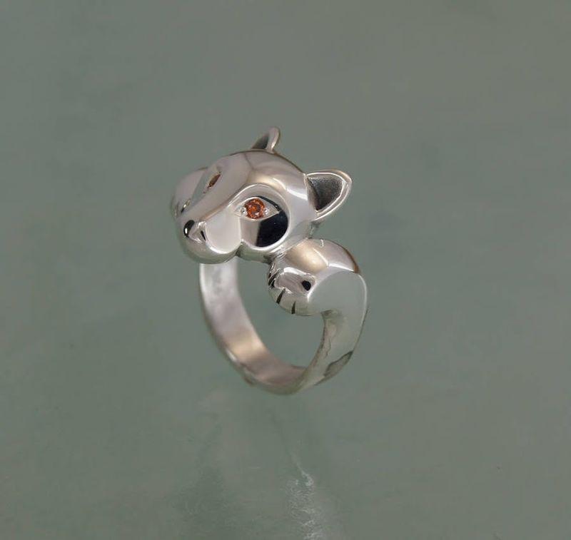 Elegant Animal Rings