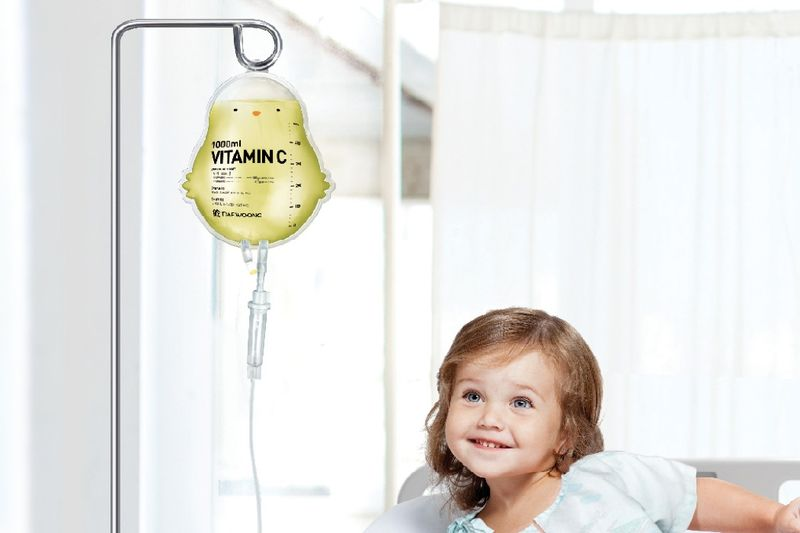 Child-Friendly Medication Packaging