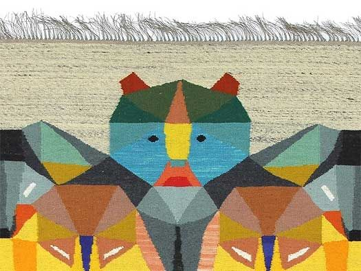 Modular Animal Tapestries