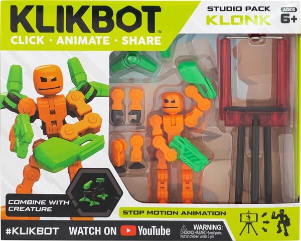 Green Screen Animation Toys