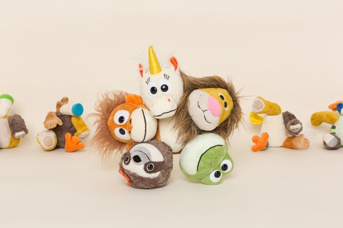 Customizable Magnetic Stuffed Animals