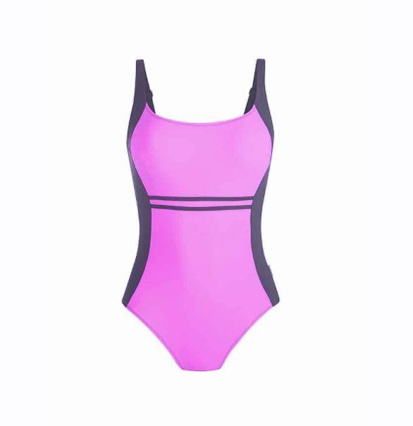 Vibrant Supportive Swimwear