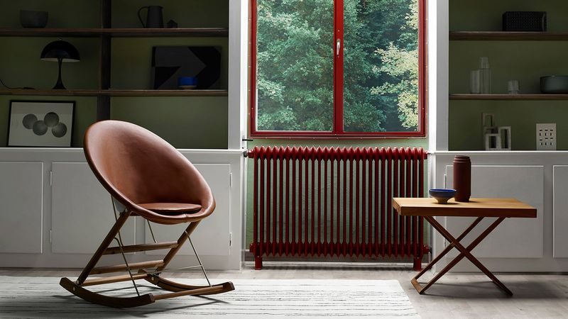 Foldable Minimalist Rocking Chairs