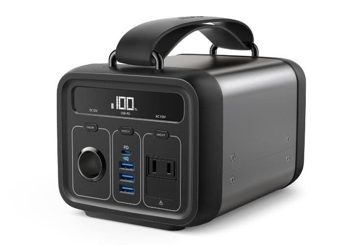 Appliance-Powering Portable Batteries