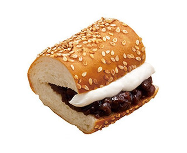 Sweet Red Bean Sandwiches
