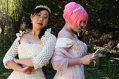 Lesbian Gamer Weddings