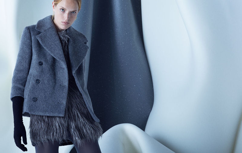 Woolen Cobalt Editorials