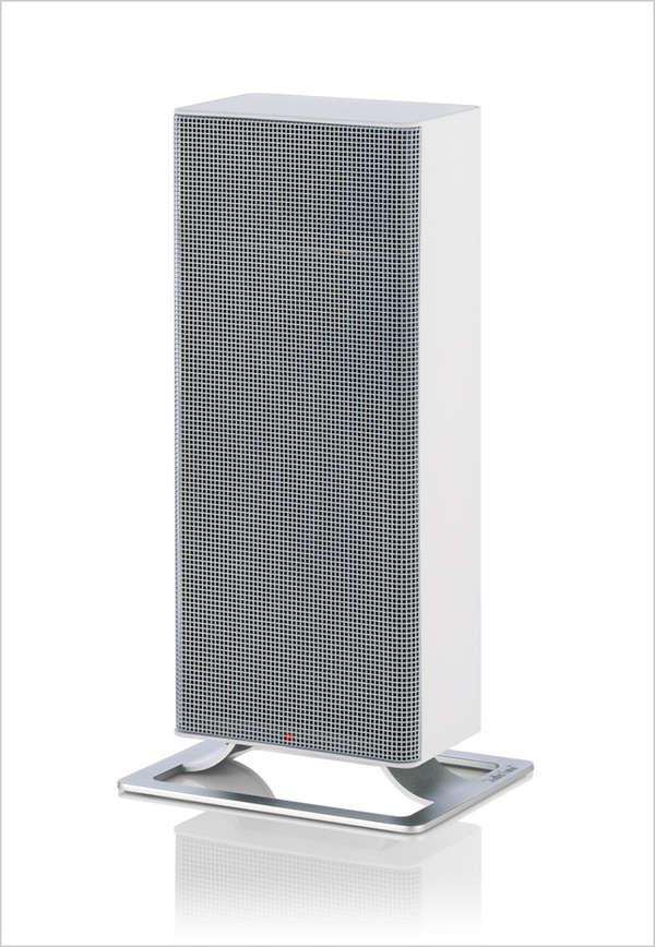 Sleek Space Heaters