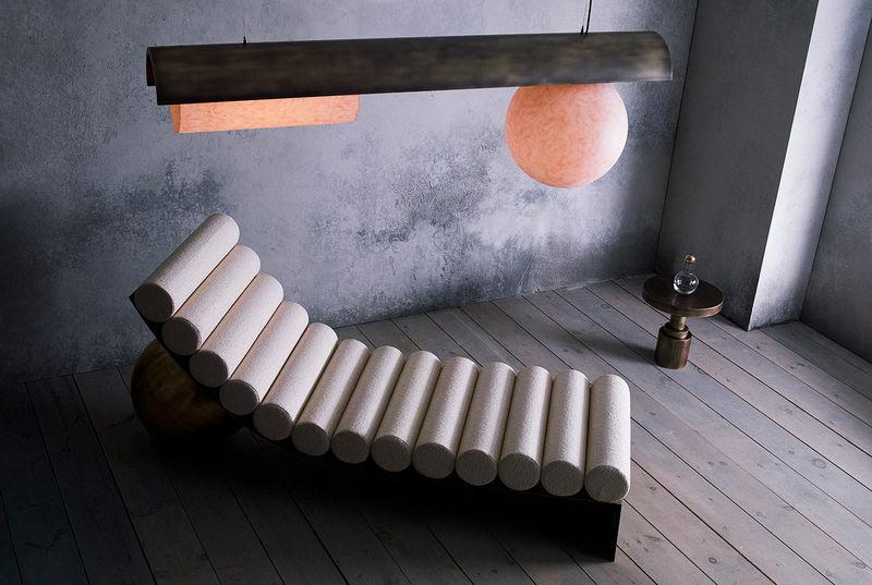 Expressive Furniture Sculptures