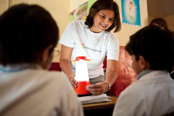 Anna Sidana, Founder of One Million Lights (INTERVIEW)
