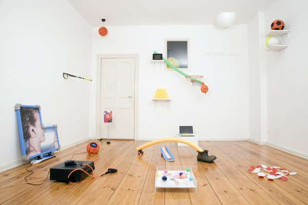 Playful Toy Installations