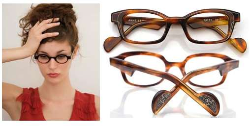 Personality Match Glasses The Anne Et Valentin Eyewear