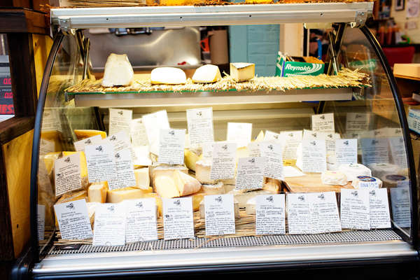 Funky Fromagerie Photoshoots