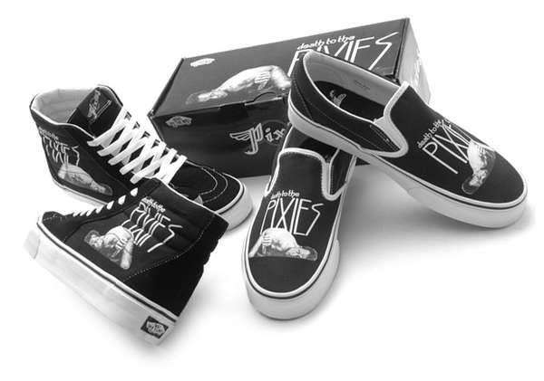 Alt-Rock Sneakers