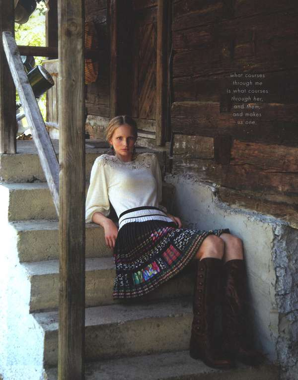 Bohemian Folk Lookbooks