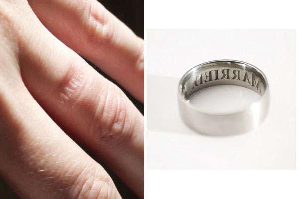 Marriage-Imprinting Jewelry
