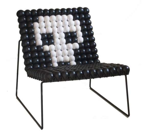 Customizable Wire Frame Seating