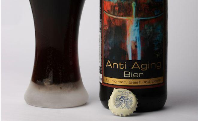 Anti-Aging Beer