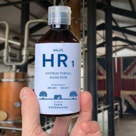 British Distillery Hand Sanitizers