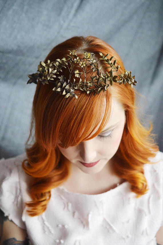 Antique Wedding Tiaras