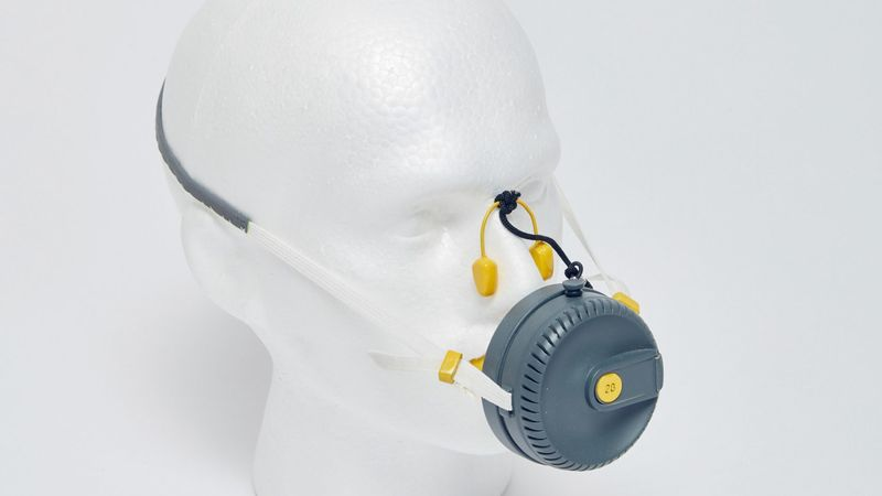 Design-Forward Anti-Smoke Respirators