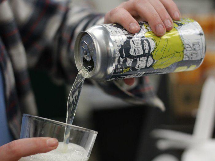 Clear Beer Beverages