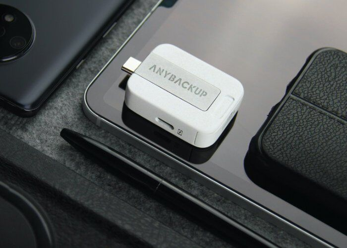 Data-Storing Device Chargers