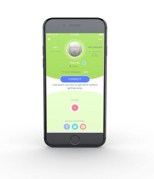 Influencer Communication Apps